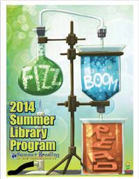 2014 summer reading program